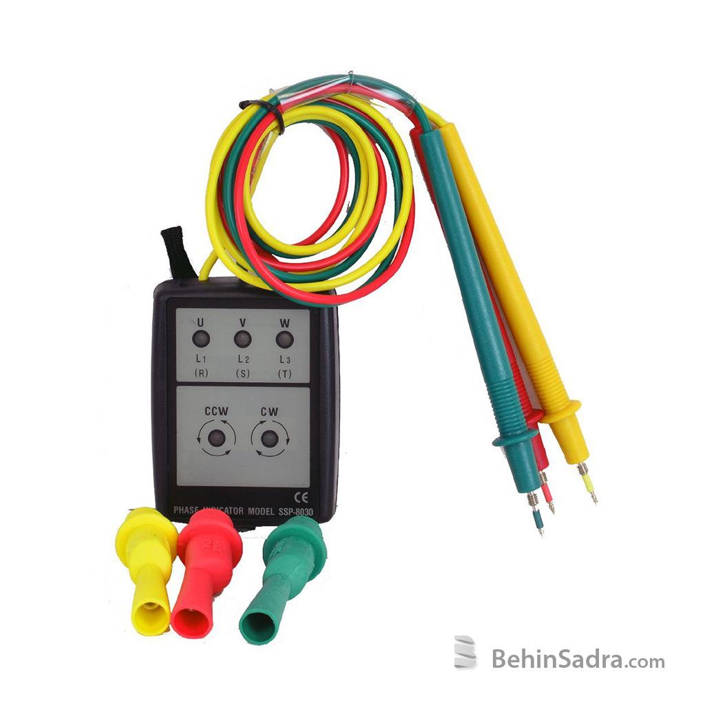 توالی سنج فاز (RST سنج) سینومتر SSP8030