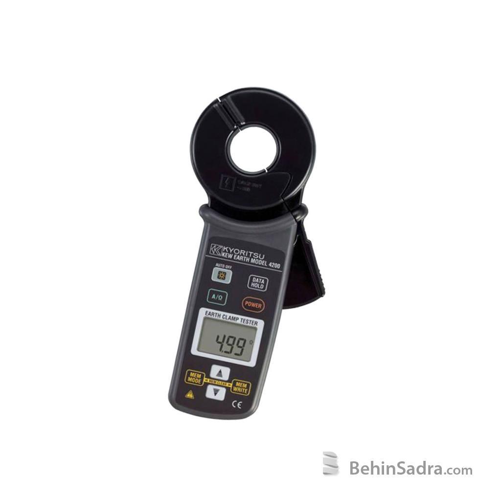 Earth Tester Digital Kyoritsu 4300 4200