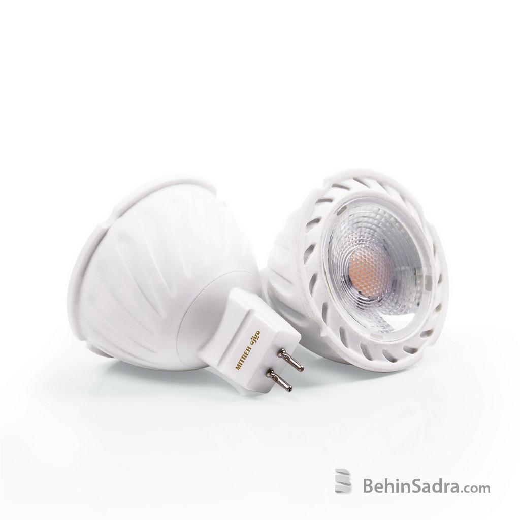 لامپ هالوژنی SMD میتره 7 وات GU10
