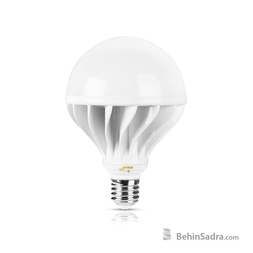 لامپ LED حبابی 100 وات میتره (E40)