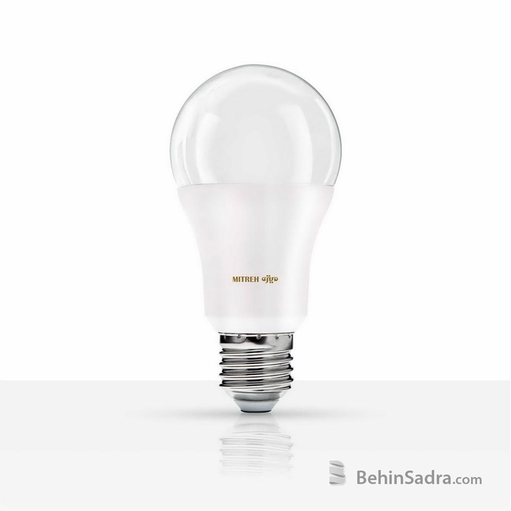 لامپ LED حبابدار 12 وات میتره