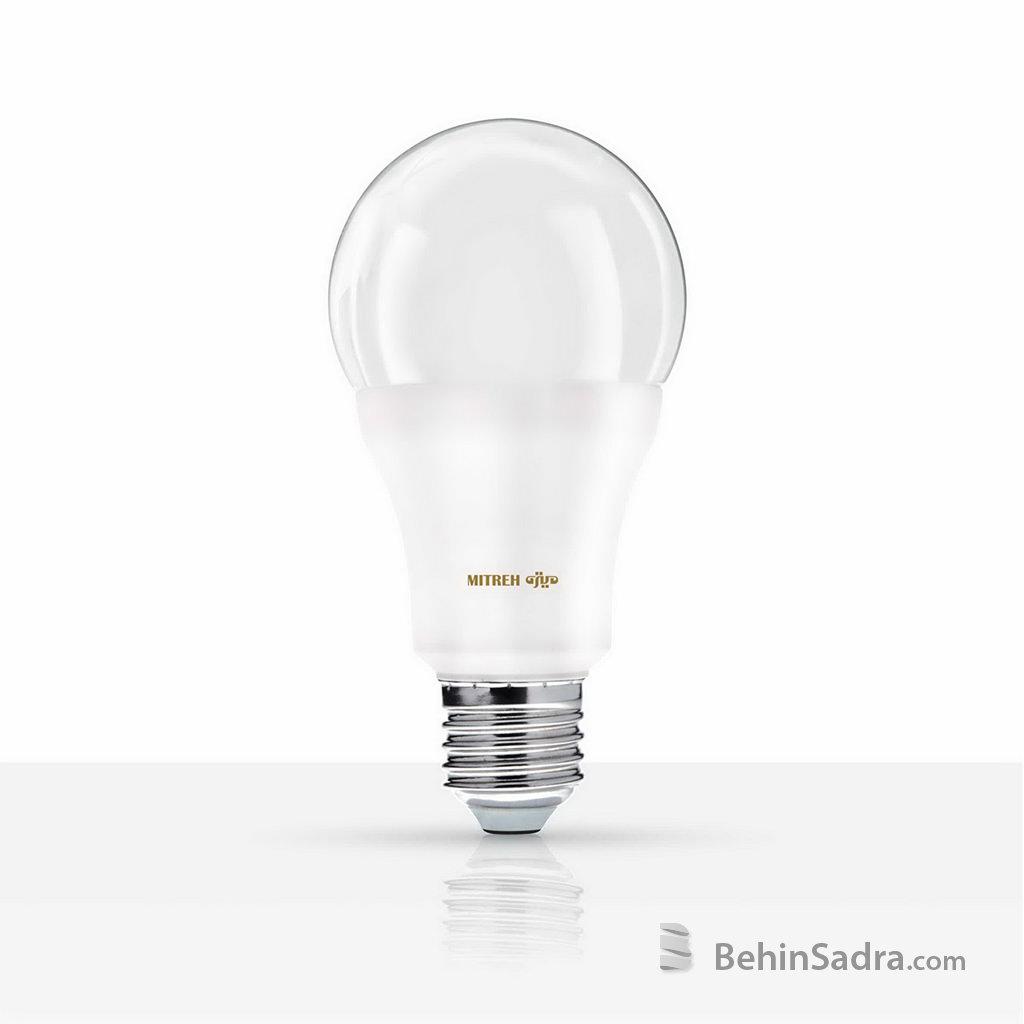 لامپ LED حبابدار 15 وات میتره