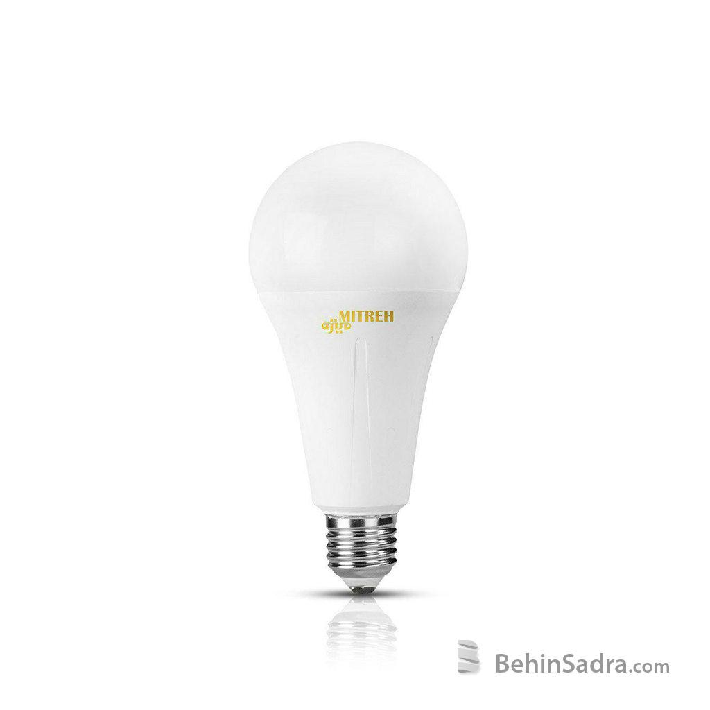 لامپ LED حبابدار 20 وات میتره