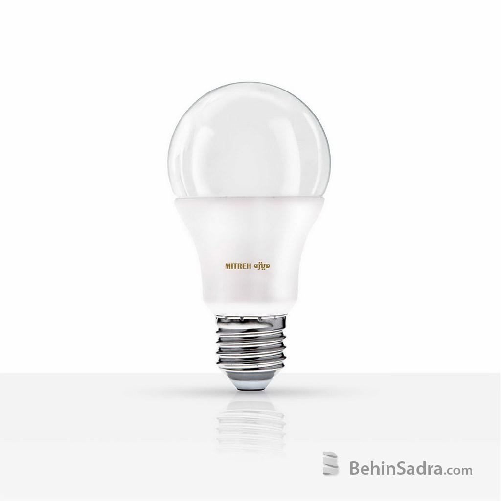 لامپ LED حبابدار 9 وات میتره